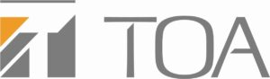 Logo TOA Electronics
